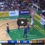 Marc Pingris slam dunk vs TNT Video