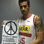 Marc Pingris #prayforParis