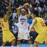 Star Hotshots vs Barangay Ginebra PBA Quarterfinals Schedule
