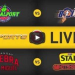 Star Hotshots vs Ginebra Livestreaming