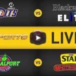 Star Hotshots vs GlobalPort Livestreaming
