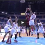 Justin Melton big block and great finish Video