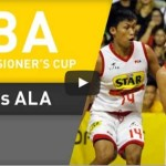 Star Hotshots vs Alaska Full Game Replay Video