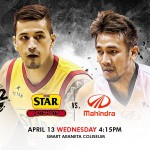 KO Game: Star Hotshots vs Mahindra