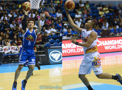 James Yap - Paul Lee