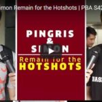 PJ Simon and Marc Pingris Interview