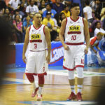 San Miguel Beer defeated Star Hotshots