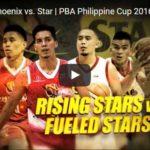 Philippine Cup: Star Hotshots vs Phoenix Highlights