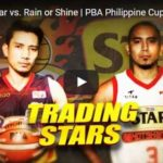 Philippine Cup: Star Hotshots vs Rain or Shine Highlights