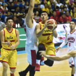 Star Hotshots defeated GlobalPort by 26