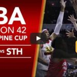 Star Hotshots vs Ginebra Semis Full Game 6 Video