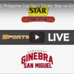 Star Hotshots vs Ginebra Semifinals Game 6 Livestreaming