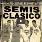 Star Hotshots vs Ginebra Semifinals Game 1 Highlights