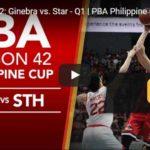 Star Hotshots vs Ginebra Semis Full Game 2 Video