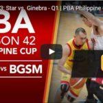 Star Hotshots vs Ginebra Semis Full Game 3 Video