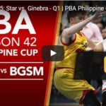 Star Hotshots vs Ginebra Semis Full Game 5 Video