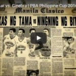 Star Hotshots vs Ginebra Semifinals Game 5 Highlights