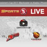Star Hotshots vs Phoenix Livestreaming – Commissioners Cup