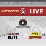 Star Hotshots vs NLEX Livestreaming – Commissioners Cup