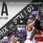 Star Hotshots vs Phoenix Full Game Video – 2017 Commissioners Cup