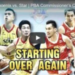 Star Hotshots vs Phoenix Highlights – 2017 Commissioners Cup
