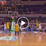 Jio Jalalon game winning shot vs NLEX Video