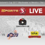 Star Hotshots vs San Miguel Livestreaming – Commissioners Cup