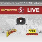 Star Hotshots vs Blackwater Livestreaming – Commissioners Cup