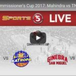 Star Hotshots vs Ginebra Livestreaming – Commissioners Cup