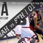Star Hotshots vs Mahindra Full Game Video – 2017 Commissioners Cup