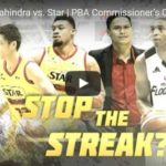 Star Hotshots vs Mahindra Highlights – 2017 Commissioners Cup