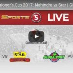 Star Hotshots vs Mahindra Livestreaming – Commissioners Cup