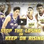 Star Hotshots vs NLEX Highlights – 2017 Commissioners Cup
