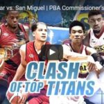 Star Hotshots vs San Miguel Highlights – 2017 Commissioners Cup