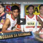 Star Hotshots vs Rain or Shine Highlights – 2017 Commissioners Cup