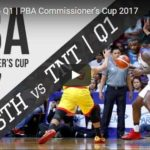 Star Hotshots vs TNT Full Game Video – 2017 Commissioners Cup