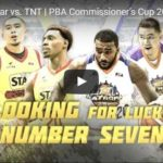 Star Hotshots vs TNT Highlights – 2017 Commissioners Cup