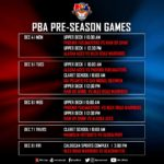 Magnolia Hotshots vs GlobalPort Preseason Game on Dec 7