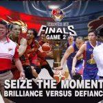 Magnolia Hotshots vs San Miguel Finals Game 2 Highlights Video
