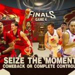 Magnolia Hotshots vs San Miguel Finals Game 4 Highlights Video