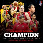 San Miguel beat Magnolia in double OT in Game 5 to capture Title
