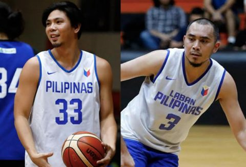 Paul Lee and Ian Sangalang