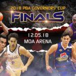 Magnolia vs Alaska PBA Governors Cup Finals Schedule